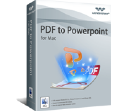 Wondershare PDF to PowerPoint Converter for Mac Coupons