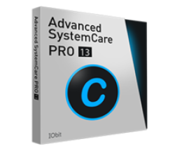 Advanced SystemCare 13 PRO (1 Year, 3 PCs)- Exclusive Coupons