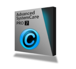 Advanced SystemCare 7 PRO (1PC, 1yr subscription) Coupons