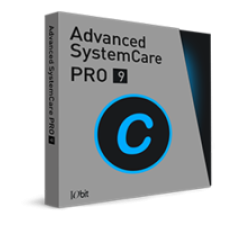 Advanced SystemCare 9 PRO (15 Months / 3 PCs)-Exclusive Coupons