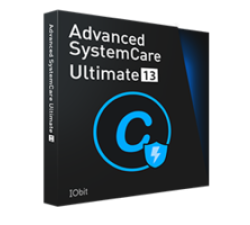 Advanced SystemCare Ultimate 13 (1 year / 3 PCs)- Exclusive Coupons