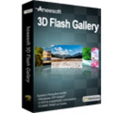 Aneesoft 3D Flash Gallery Coupons