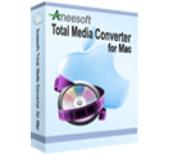 Aneesoft Total Media Converter for Mac Coupons