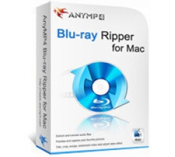 AnyMP4 Blu-ray Ripper for Mac Coupons