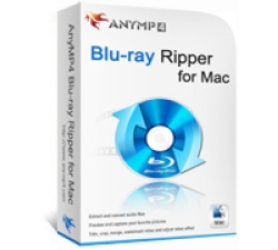 AnyMP4 Blu-ray Ripper for Mac Lifetime License Coupons
