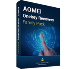 AOMEI OneKey Recovery Professional (Family License) Coupons