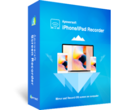 Apowersoft iPhone/iPad Recorder Personal License (Lifetime Subscription) Coupons