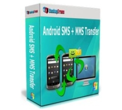 Backuptrans Android SMS + MMS Transfer (Family Edition) Coupons