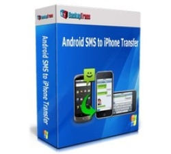 Backuptrans Android SMS to iPhone Transfer (Personal Edition) Coupons