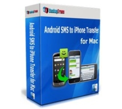 Backuptrans Android SMS to iPhone Transfer for Mac (Family Edition) Coupons