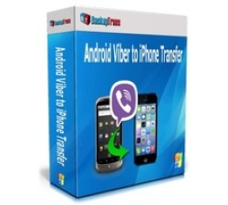 Backuptrans Android Viber to iPhone Transfer (Personal Edition) Coupons