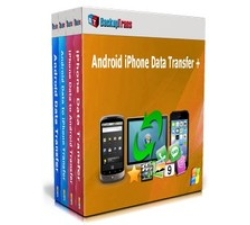 Backuptrans Android iPhone Data Transfer + (Family Edition) Coupons
