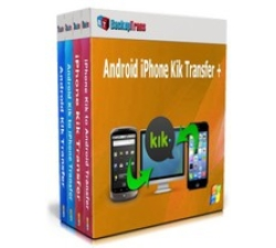 Backuptrans Android iPhone Kik Transfer + (Family Edition) Coupons