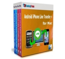 Backuptrans Android iPhone Line Transfer + for Mac (Business Edition) Coupons