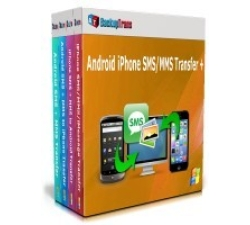 Backuptrans Android iPhone SMS/MMS Transfer + (Family Edition) Coupons