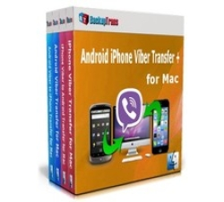 Backuptrans Android iPhone Viber Transfer + for Mac (Personal Edition) Coupons