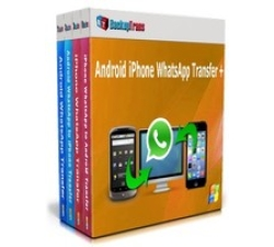 Backuptrans Android iPhone WhatsApp Transfer +(Family Edition) Coupons