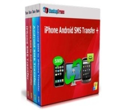 Backuptrans iPhone Android SMS Transfer + (Personal Edition) Coupons