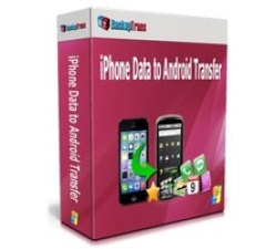 Backuptrans iPhone Data to Android Transfer (Personal Edition) Coupons