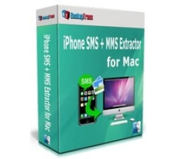 Backuptrans iPhone SMS + MMS Extractor for Mac (Family Edition) Coupons