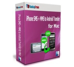 Backuptrans iPhone SMS + MMS to Android Transfer for Mac (Business Edition) Coupons