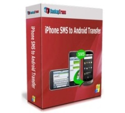 Backuptrans iPhone SMS to Android Transfer (Family Edition) Coupons