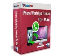 Backuptrans iPhone WhatsApp Transfer for Mac (Personal Edition) Coupons