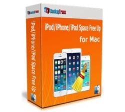 Backuptrans iPod/iPhone/iPad Space Free Up for Mac (Family Edition) Coupons