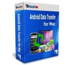 Backuptrans Android Data Transfer for Mac (Family Edition) Coupons