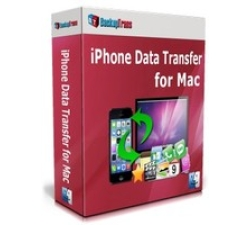 Backuptrans iPhone Data Transfer for Mac (Family Edition) Coupons