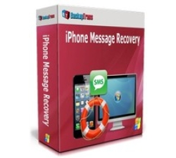 Backuptrans iPhone Message Recovery (Personal Edition) Coupons