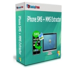 Backuptrans iPhone SMS + MMS Extractor (Family Edition) Coupons