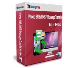 Backuptrans iPhone SMS/MMS/iMessage Transfer for Mac (Family Edition) Coupons