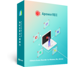 ApowerREC Commercial License (Yearly Subscription) Coupons