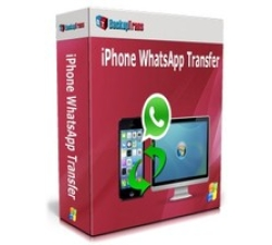 Backuptrans iPhone WhatsApp Transfer (Personal Edition) Coupons