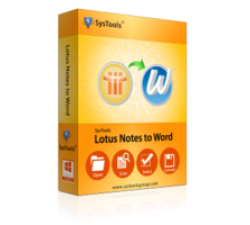 SysTools Lotus Notes to Word Coupons