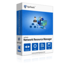 SysTools Network Resource Manager Coupons