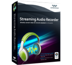Wondershare Streaming Audio Recorder Coupons