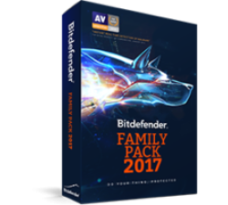 Bitdefender Family Pack 2017 Coupons