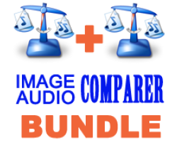 Audio Comparer + Image Comparer bundle Coupons