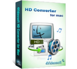 4Videosoft HD Converter for Mac Coupons