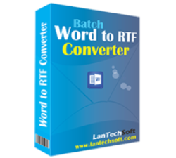 Batch Word to RTF Converter Coupons