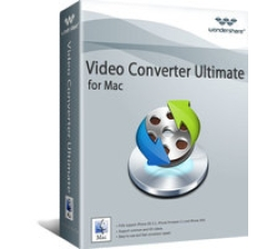 Wondershare Video Converter Ultimate for Mac Coupons