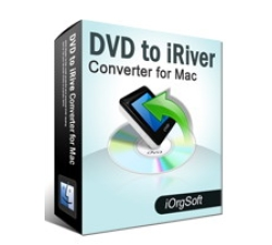 DVD to iRiver Converter for Mac Coupons