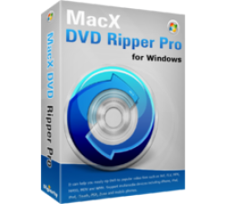 MacX DVD Ripper Pro for Windows Coupons