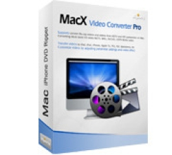 MacX Video Converter Pro (Free Get iPhone Ripper) Coupons