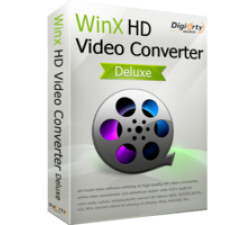 WinX HD Video Converter Deluxe for 1 PC Coupons