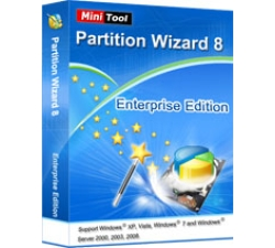 MiniTool Partition Wizard Enterprise + Lifetime Upgrade Coupons
