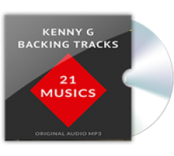 Backing Tracks Kenny G - MP3 Coupons