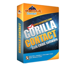 GorillaContact 2.0 Web Based Email Marketer & Autoresponder SERVER Edition Coupons